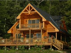 Vacation House Plan 010H-0016