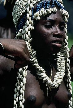 Senufo woman, Ivory Coast (my country <3)