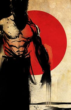 """Wolverine by Jock ✮✮Feel free to share on Pinterest"""" ♥ღ www.unocollectibles.com"""