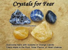 Crystals For Fear