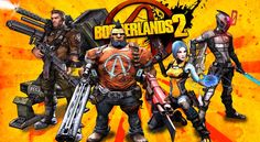 Borderlands 2 Download PC Game Full Version For Free- SKIDROW Is Here Now. Its A Shooter Full PC Game Free Download, Highly Compressed PC Game Free Download
