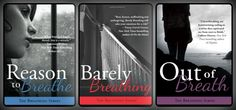 The Breathing Series - Rebecca Donovan - one of the best series I've read. All are page turners. Love these books!!