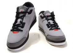 buy popular 8a6a6 70792 Jordan After Game 2 Cool Grey Black White Red After Game, Buy Nike Shoes,