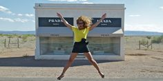 """Did you go to the Beyoncé place? Did you even do anything in Marfa?"" -- Concierge at the Camino Real hotel in El Paso, January 2015. Image via Tumblr.      When we love somet"