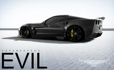 "Supervettes GT6X: ""Automated Rear Spoiler"" Anyone? ;) - Page 6 - Corvette Forum"