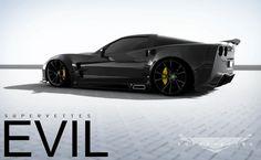 "Supervettes GT6X: ""Automated Rear Spoiler"" Anyone? ;) - Page 6 - Corvette Forum"