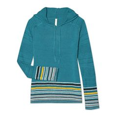 Joya Hoodie - now on sale for only $51.99! This sporty hoodie is a must have for your closet. You'll find yourself reaching for it whenever you're running errands and dealing with the demands of a busy life. Pair it with one of our gorgeous scarves for a trendy look.