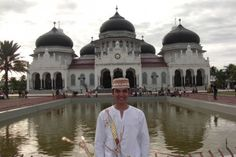 Baiturrahman Mosque,Banda Aceh - Aceh