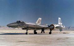 CIA Project Kedlock YF-12A 60-6935 Interceptor. Hughes ASG-18 FCS and GAR-9 missile (AIM-47)