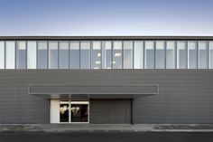 Gallery of Photovoltaic Factory and Offices / Quadrante Arquitectura - 1