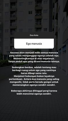 Quotes Rindu, Tumblr Quotes, Text Quotes, Words Quotes, Life Quotes, Dear Self Quotes, Quotes Lockscreen, Cinta Quotes, Postive Quotes