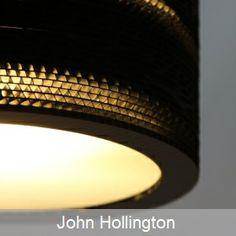 John Hollington - Elica Pendant Light