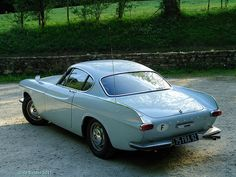 Volvo P1800. I have wanted one of these since the days of 30 something… Most are too young to remember.