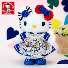 Hello Kitty Alice In Wonderland Plush