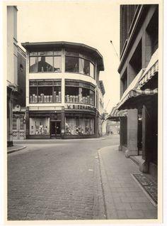 Houtmarkt 1955.