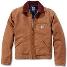 CARHARTT / Detroit Jacket forthehousewife.com