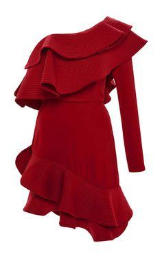 M'o Exclusive Georgiana Cavendish Dress by JOHANNA ORTIZ for Preorder on Moda Operandi