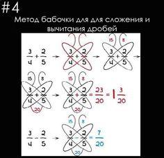 Скоро в школу. 10 математических трюков в помощь - Наши детки