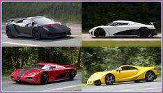 need-for-speed-movie-cars--- Lamborghini, Mclaren P1, Koenesiegg Agera R x 2, and Bugatti Veyron ( not pictured)
