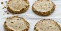 Stilton And Walnut Crackers Recipe — Dishmaps