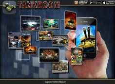 Game Play made more smoother - https://itunes.apple.com/app/id886100540   #iphonegames #ipadgames #tankboom #iosgames #universal #appstore #tankgames #games #download #battlefield #freegames #topgames #bestgames