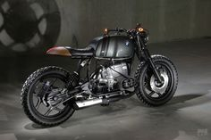 Vehicle: Building a BMW To Stay Sane A BMW cafe racer from SloveniaA BMW cafe racer from Slovenia Moto Cafe, Bmw Cafe Racer, Cafe Racer Build, Cafe Racers, Bmw Motorcycles, Custom Motorcycles, Custom Bikes, Triumph Scrambler, Scrambler Motorcycle