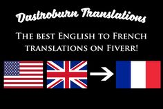 perfectly translate English to French by dastroburn