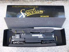 Bachmann Spectrum GE Dash 8-40C Diesel Norfolk Southern HO Scale Locomotive Box…