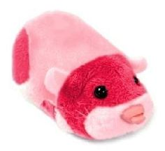 Zhu Zhu Pets Hamster Bitsy by Cepia LLC. $14.75. Make playtime more fun with interactive realistic hamsters. They are artificially intelligent hamsters that talk and move around their habitat.