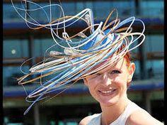 Resultado de imagen de sombreros en las carreras de ascot
