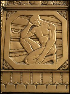 Landmark Frieze Figure 1 by wiebkefesch.deviantart.com on @deviantART