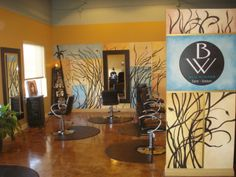 Our beautiful and luxurious Spa and Salon