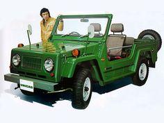 いすゞ ユニキャブ 1967年01月~1974年01月