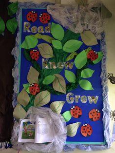 Bugs. Reading board