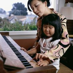 10 Things You Should Do BEFORE Your Child Begins Piano Lessons ( Children who play the piano or a stringed instrument score 15 percent higher on verbal skills than children who don't play an instrument.)