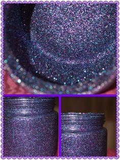 Meine rosa Welt: [D.I.Y.] Kristallhöhlen - Teelicht