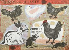Mark Hearld - The Scottish Gallery, Edinburgh - Contemporary Art Since 1842