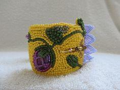 amethyst, imperial jasper bracelet FFF