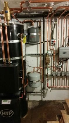 Knight Modulating Condensing Boiler Wall Mount | Solar Thermal ...