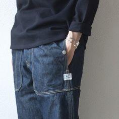 Denim Shirt Style, Work Pants, Work Fashion, Denim Skirt, Mom Jeans, Trousers, My Style, Womens Fashion, Shirts