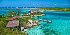 Fowl Cay Resort, Bahamas - TownandCountrymag.com