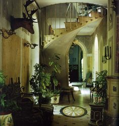 Madeleine Castaing residence