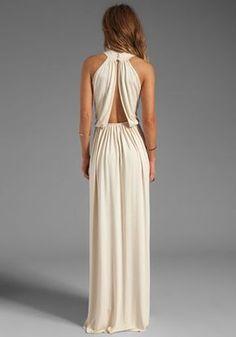 Vestidos de novia con escote en la espalda ¡25 Tendencia de moda!