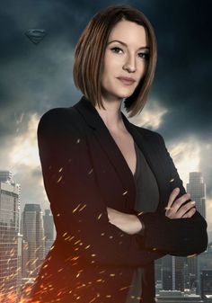 Poster HQ's of #AlexDanvers for the second season #Supergirl