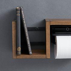 Toilet Paper, Magazine Rack, Storage, Projects, Home Decor, Purse Storage, Log Projects, Blue Prints, Decoration Home