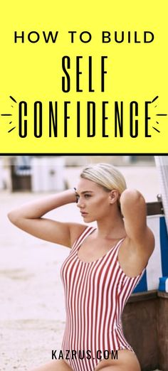 How to be confident and achieve your goals, have self-acceptance. Start with understanding that confidence can be improved. How to be more confident, improve your confidence, confidence building, self confidence, how to be confident in yourself, self esteem tips #confidence #confident #selfesteem #socialanxiety #personaldevelopment #selfhelp How To Become Pretty, How To Feel Beautiful, Low Self Confidence, Introvert Personality, Practicing Self Love, Healthy Lifestyle Habits, Self Motivation, Confidence Building, Social Anxiety