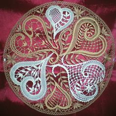 May 2020 - Travaux de dentelles. See more ideas about Bobbin lace, Bobbin lace patterns and Lacemaking. Doily Art, Lace Art, Lace Centerpieces, Bobbin Lacemaking, Bobbin Lace Patterns, Point Lace, Lace Jewelry, Needle Lace, Lace Making
