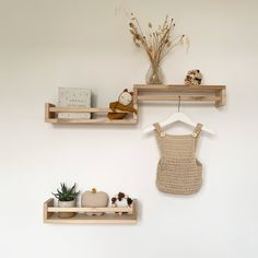 The Ikea spice racks at a pop make perfect shelving in a nursery to home all your favourite pieces and to hang your favourite romper Baby Room Design, Baby Room Decor, Nursery Decor, Nursery Room, Nursery Wall Shelf, Ikea Baby Nursery, Ikea Baby Room, Baby Shelves, Ikea Wall Shelves