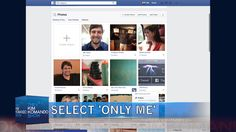 Do you have pictures on Facebook you want to keep but don't want anyone else to see? In this Komando.com Flash Tip, we show you how you can hide the album from others with this easy trick!