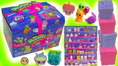 Let's fill up this Shopkins collectors case with 60 surprise Season 7 Shopkins! Unboxing a full 30 pack blind bag box with mystery unknown Shopkins inside! Shopkins All Seasons, Shopkins Season 9, Shopkins Food Fair, Shopkins Video, Best Christmas Recipes, Christmas Fun, Shopkins Limited Edition, Cookie Swirl C, My Little Pony Backpack